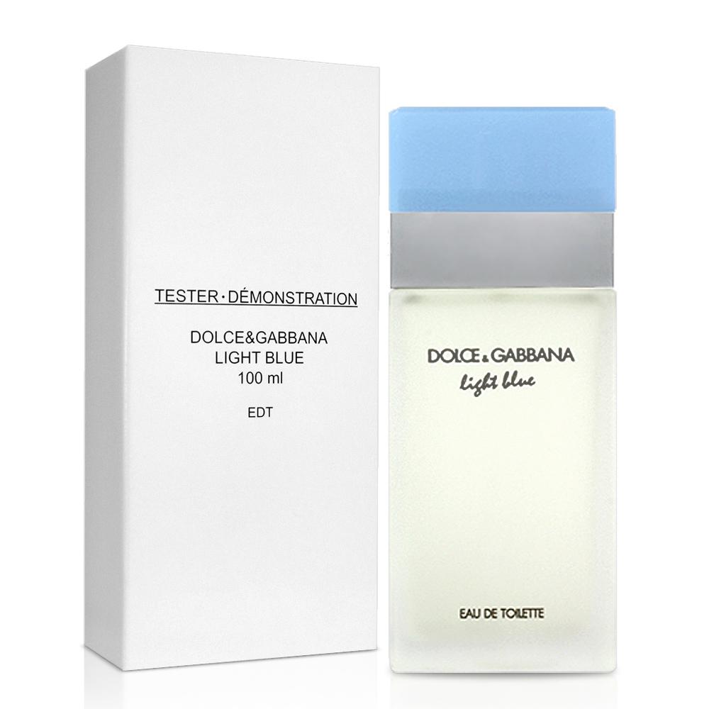 D&G Light Blue淺藍女性香水-Tester(100ml)