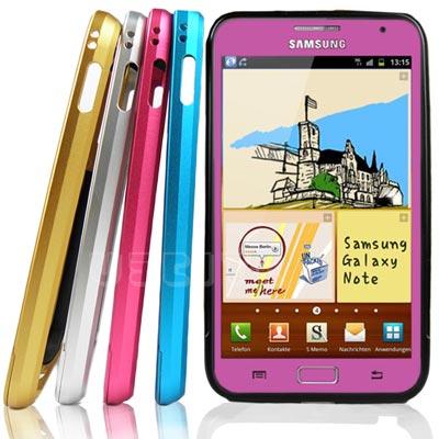 MATE 絕品鋁合金 Samsung Note 手機邊框