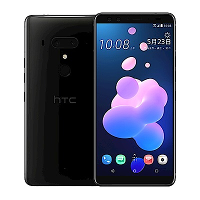 HTC U12+ (6G/128G) 6吋全屏四鏡頭旗艦機