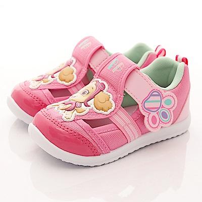 汪汪隊立大功 透氣休閒鞋款 EI3016粉(中小童段)