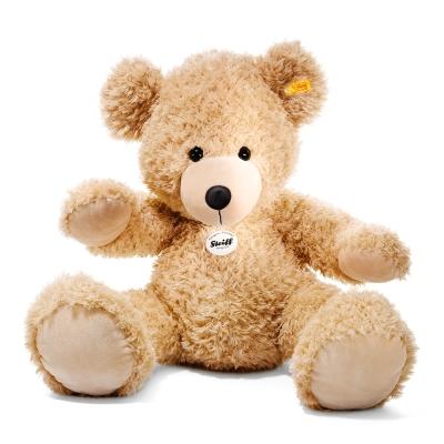 STEIFF德國金耳釦泰迪熊 - Fynn Teddy Bear 80公分 (經典泰迪熊)