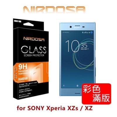 NIRDOSA 滿版全貼合SONY Xperia XZs 9H鋼化玻璃保護貼