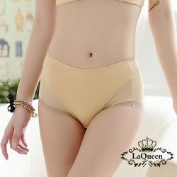內褲  簡約典雅膠原蛋白小褲-膚 La Queen