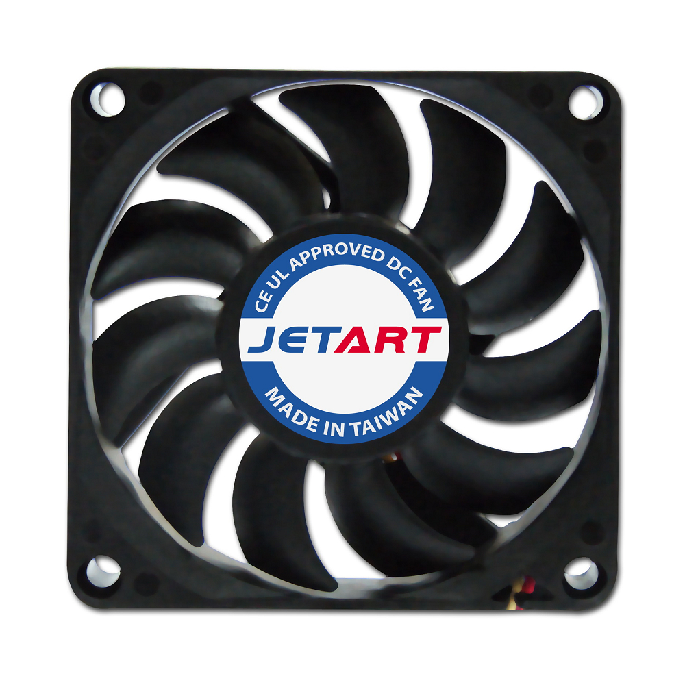 【JETART 捷藝科技】直流系統風扇 DF7015S