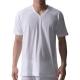 BVD 日本精紡交撚紗系列 V領短袖上衣 (白色) XL product thumbnail 1