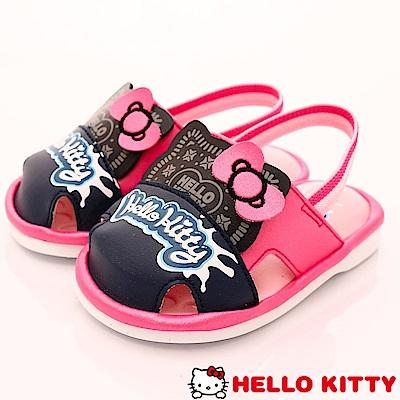 HelloKitty童鞋 餅乾造型BIBI鞋款 EI18103桃 (寶寶段)