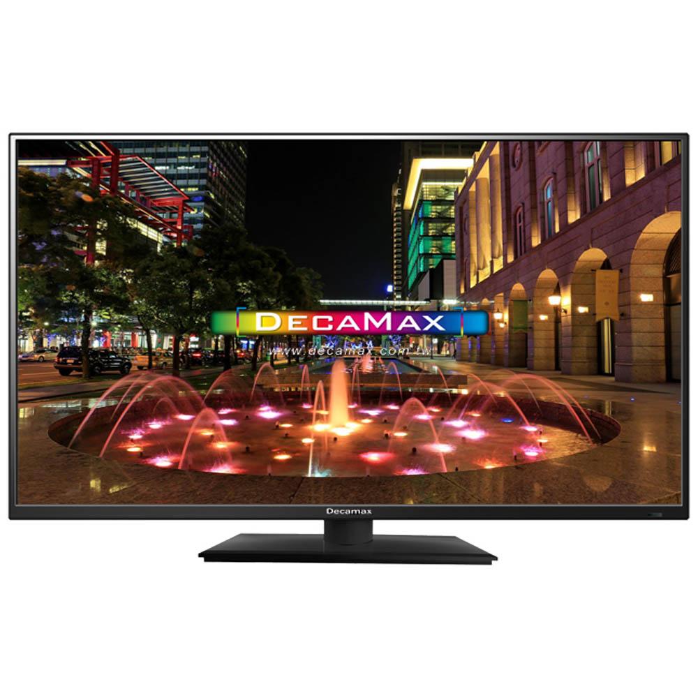DECAMAX 32吋 LED液晶顯示器+類比視訊盒 DM-32AV08