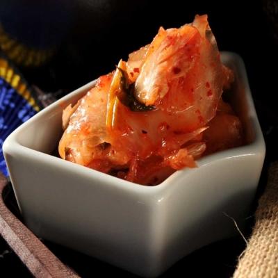 韓味不二 韓味道泡菜系列-泡菜切片700g