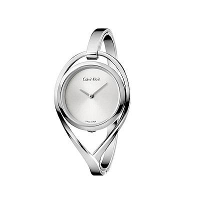 CK CALVIN KLEIN Light 精巧系列不鏽鋼S手圍女錶-29mm