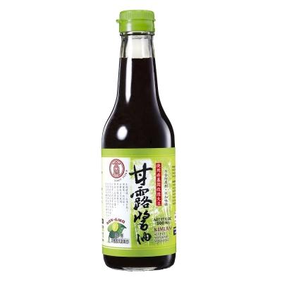 金蘭 甘露醬油(500ml)