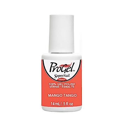 SUPER NAIL 美國專業光撩-81411 Mango Tango 14ml