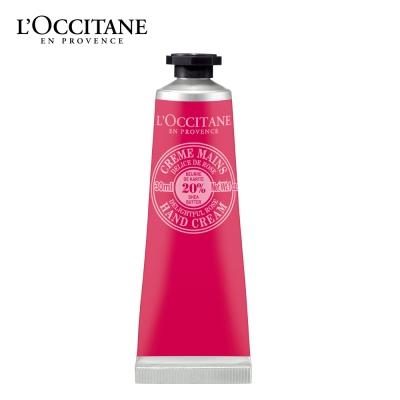 L'OCCITANE 歐舒丹 乳油木玫瑰護手霜 30ml