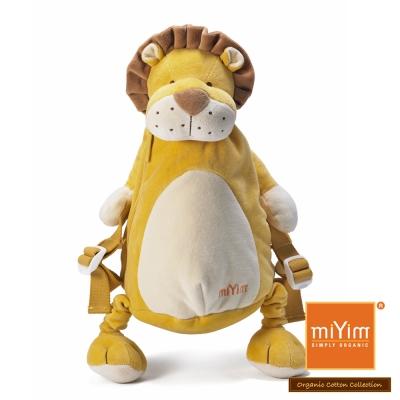 美國miYim有機棉 動物後背包-里歐獅子