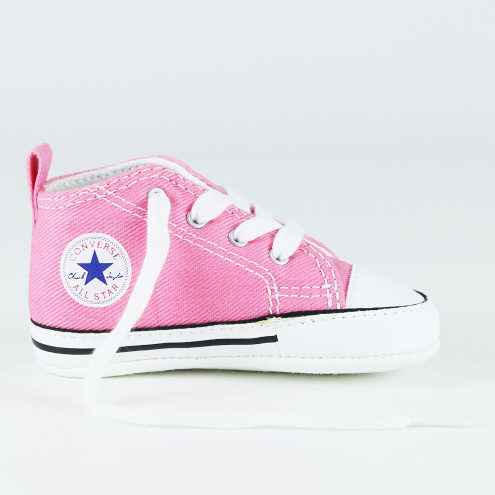 CONVERSE-兒童帆布鞋88871-粉紅
