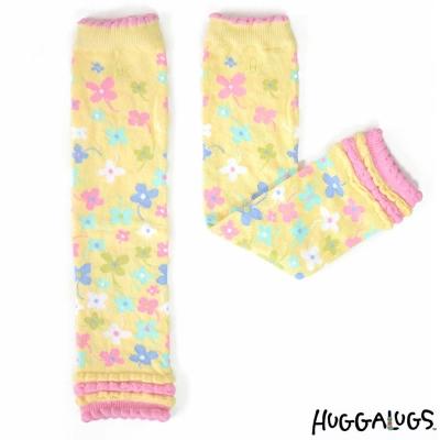 Huggalugs 陽光小花款手襪套