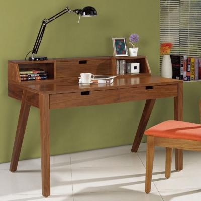 居家生活 佳品4尺二抽書桌