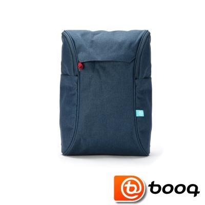 Booq Daypack 經典復古後背包 -海水藍