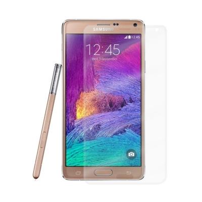 D&A Samsung Galaxy Note 4 專用日本頂級HC螢幕保護貼(鏡面抗刮)
