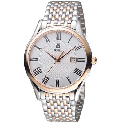 依波路E.BOREL星宇系列雋永時空時尚腕錶(GBR708N-251)