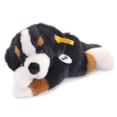 STEIFF德國金耳釦泰迪熊 - 寵物樂園 Mountain Dog (22cm)