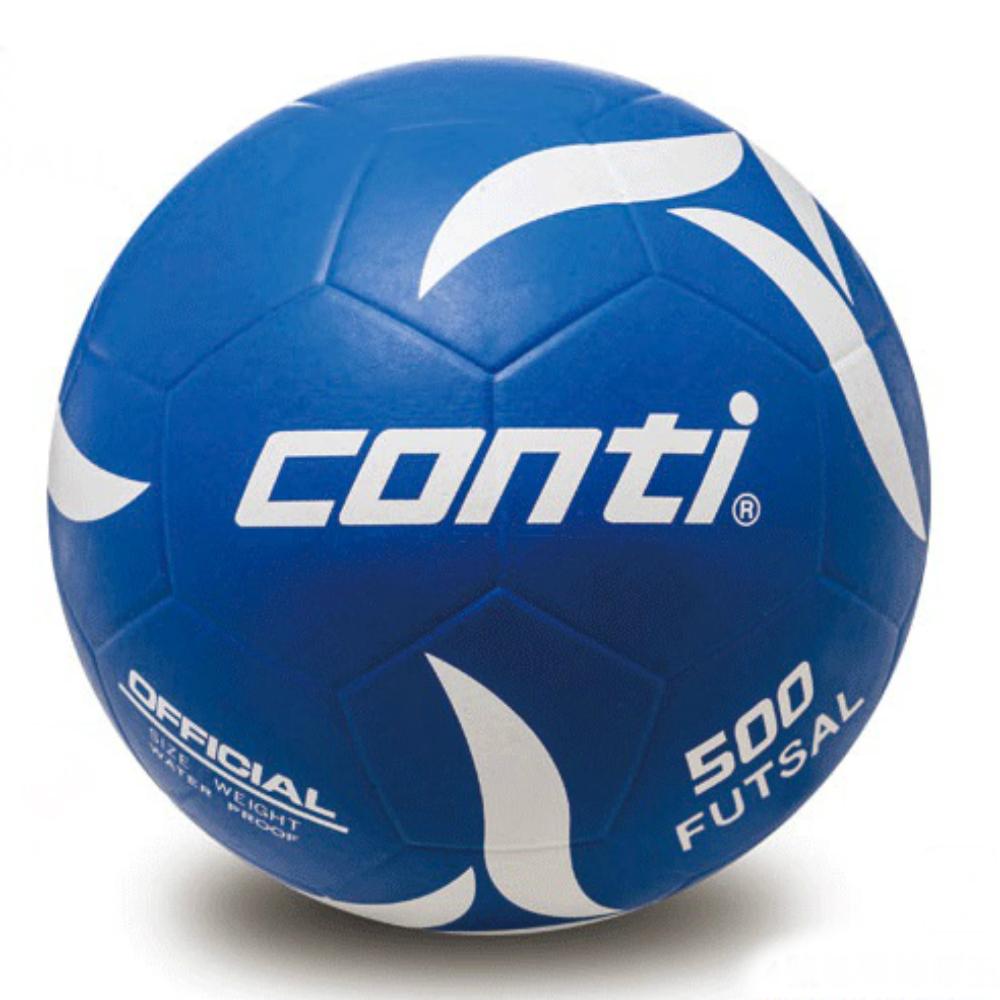 CONTI 4號低彈跳橡膠五人制足球 S500L-4-B