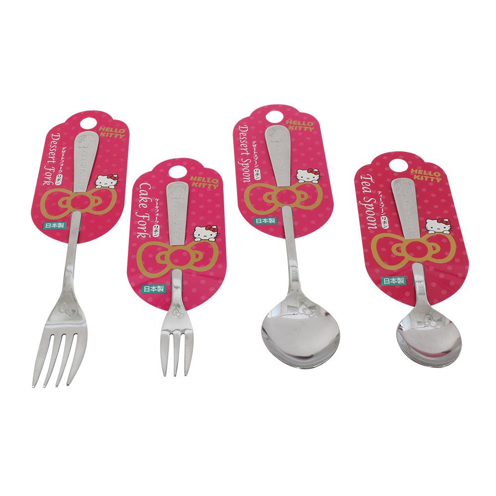 Sanrio三麗鷗 Hello Kitty午茶餐具四件組