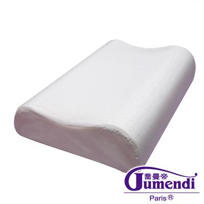 法國Jumendi人體工學型乳膠枕-2入