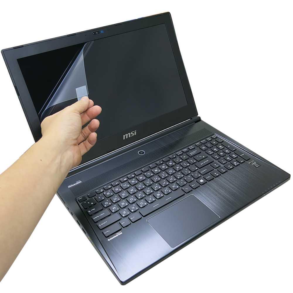 EZstick MSI GS60 2PC 亮面防藍光螢幕貼