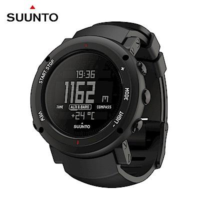 SUUNTO時尚設計戶外功能運動錶-Core Alu