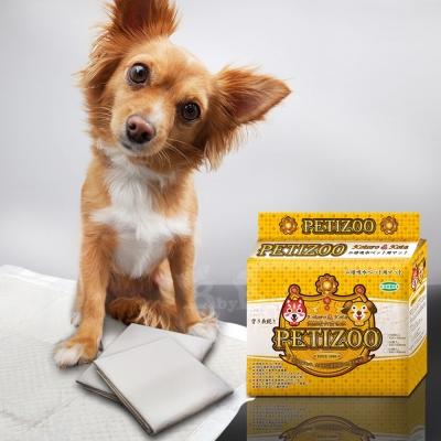 日本Petizoo、加厚香薰尿墊1包、33x45cm-100片/包