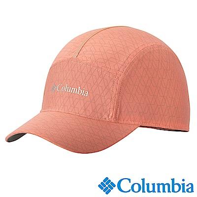 Columbia哥倫比亞 男女-快排防曬50棒球帽-橘色UCU95290AH