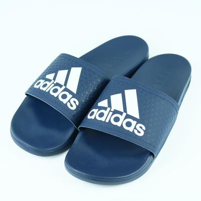 ADIDAS-ADILETTE CF+ C男運動拖鞋-藍