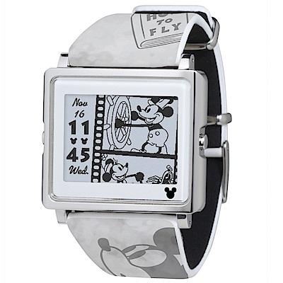 Smart Canvas Mickey Mouse 復刻時光之旅 電子紙腕錶