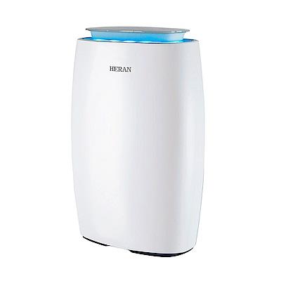 HERAN 禾聯 智慧抗敏空氣清淨機/偵測PM2.5/偵測異味(HAP-330M1)
