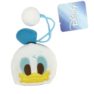 迪士尼唐老鴨娃娃鑰匙包 鑰匙圈 掛飾