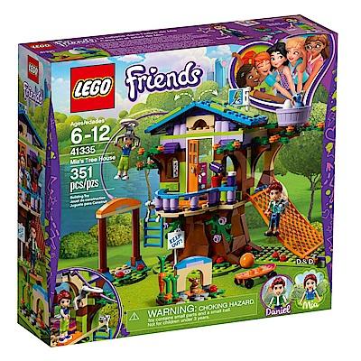 2018 樂高LEGO Friends系列 - LT41335 米雅的樹屋