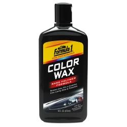 Formula1奈米色彩增艷蠟-黑色車系-急速配