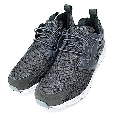 REEBOK-FURYLITE男休閒鞋AQ9672-灰