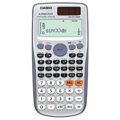 Casio卡西歐  FX-991ES Plus 工程用計算機