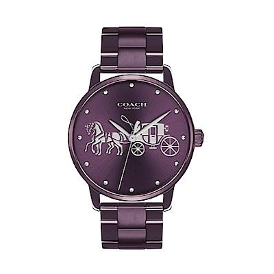 COACH 經典馬車系統手腕錶/14502923