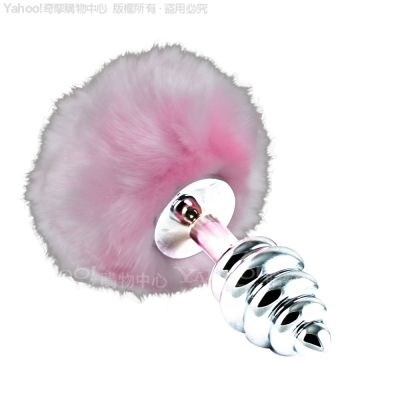 CICILY-可愛兔寶寶金屬後庭塞(快速到貨)