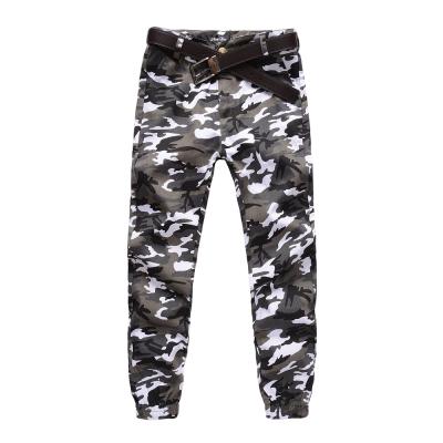 Kernel-美式-迷彩-縮口褲休閒褲-長褲-共二