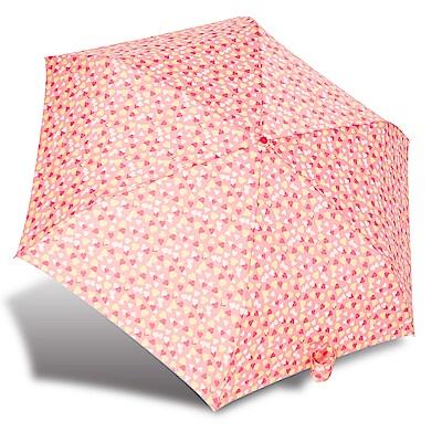RAINSTORY心動時分抗UV輕細口紅傘(粉)