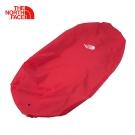 The North Face紅色便捷防雨罩