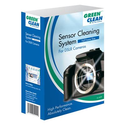 GREEN CLEAN  全幅CCD/CMOS清潔配套組 SC-4000