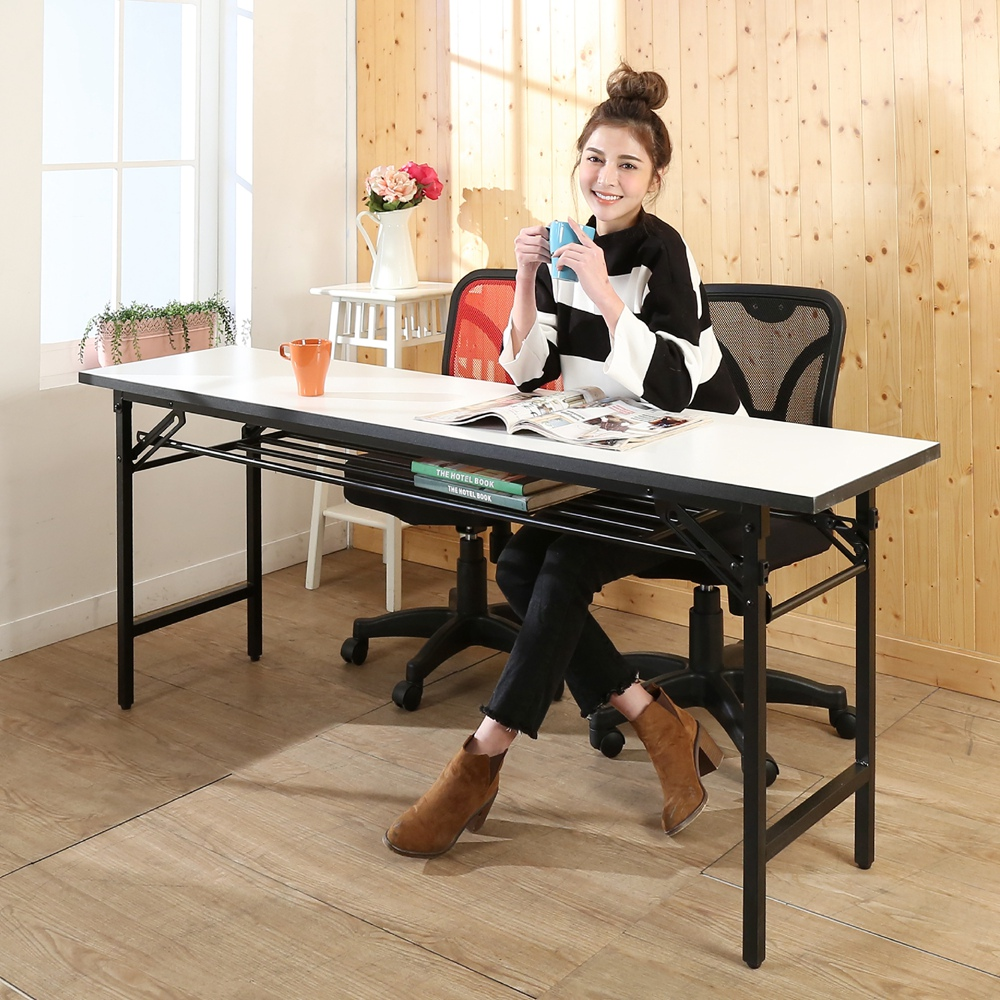 BuyJM理查可折疊大會議桌/工作桌寬180x45x70公分-免組