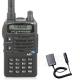 ADI AF-68 雙頻 高功率 業餘 無線電對講機 (加贈車用假電池) product thumbnail 1