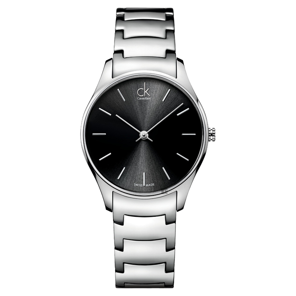 Calvin Klein CK Classic 極簡經典女錶 K4D22141