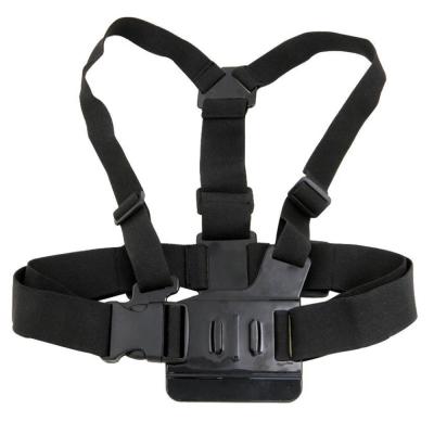 A款雙肩胸背帶 胸前綁帶(大人適用) for HERO 4 3+ 3 2
