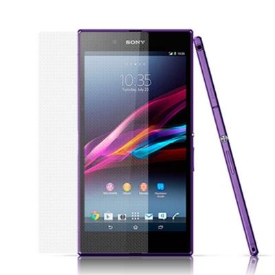 D&A Sony Xperia Z Ultra 日本頂級AG螢幕+機身保...